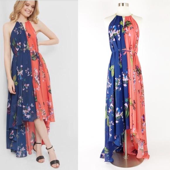 6d392aa4f (Ted Baker London) Hanie Tropical Oasis Maxi Dress